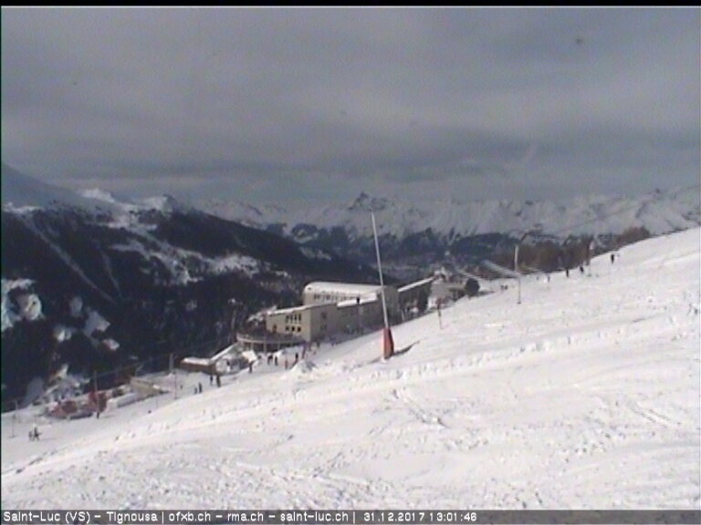 Webcam Saint-Luc